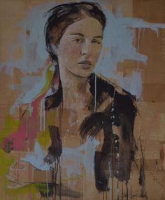 """Saatchi Art Artist max Gasparini;  Slikarstvo, """"the1762"""" #art"""