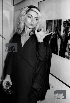 Debbie Harry, Blondie photos 1978
