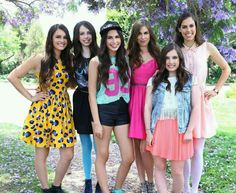 Cimorelli!! They just won a Teen Choice Award for Best Youtube stars!!!
