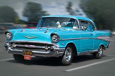 1957  chevy bel air American Auto, American Classic Cars, Old Classic Cars, 1957 Chevy Bel Air, Chevy Muscle Cars, Chevrolet Bel Air, Unique Cars, Hot Cars, Vintage Cars