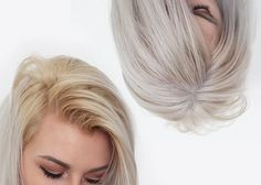A complete guide to bleaching your hair at home, including product recommendations, hair porosity testing, maintenance, and everything else!
