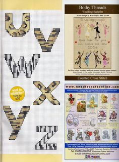 Gallery.ru / Photo # 28 - Cross Stitch Crazy 060 June 2004 - tymannost