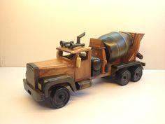 Ручной работы из твердой древесины модель автомобиля подарок(China (Mainland))
