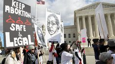 """The Supreme Court Could Make Abortion One of 2016's Big Campaign Issues 