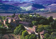 Learn to speak italian and then visit Tuscany
