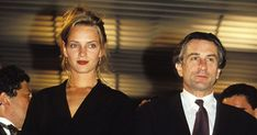 A Look Back at Uma Thurman's '90s and '00s Style at Cannes Film Festival