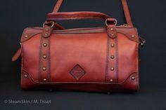 Leather Working, Etsy, Fashion, Purse, Havana, Brown, Athlete, Leather, Moda