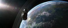 Orbiting by Gabriel Perez   Sci-Fi   3D   CGSociety