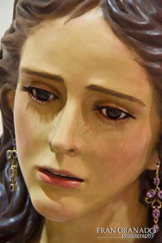 Imágenes Cofrades Fran Granado: Santa María Magdalena Patrona de Arahal desde el a...