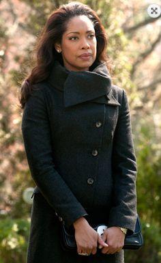 "Jessica's AllSaints Tepo Coat Suits Season 2, Episode 1: ""She Knows"""