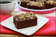 HG's Fudgy Frosted Walnut Brownies - How can we have waiting this long to create such a CLASSIC?!?!?!