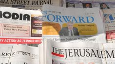 Hebrew media is imploding, but in Israel the English press is booming