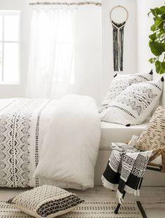 1c9cbdd968f Juego de cama de algodón percal con estampado  étnico . KIABI