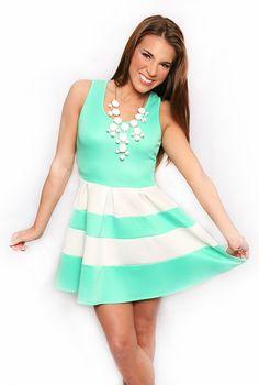 Mint For Tea Dress