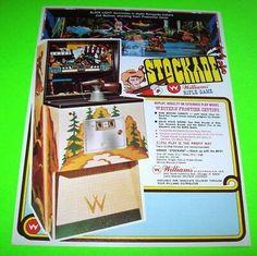 Flash Baseball 1972 Midway Baseball Ad Arcade Flyer