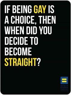 Do gay right matter