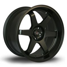 19 ROTA GRID BLACK 10.5J 5 stud 20 offset alloy wheels