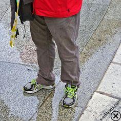 Sneaks #00272 - Michaelerplatz, Wien, Österreich