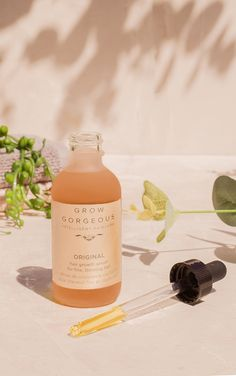 Grow Gorgeous Hair Growth Serum Original 60mlAchieve visibly thicker healthier looking locks in as little as 4 weeks with this densifying serum Caffeine wakes up roots with a stimulating boostHyaluronic Acid helps smooth and moisturise hair for a silky soft finishOrganic Pea Sprout Extract stimulates roots to restore vitality for thicker denser looking hairChinese Scullcap Soy and Wheat Sprouts boost roots and improve condition for fuller voluminous and healthier looking hairSuitable for all… Voluminous Hair, Moisturize Hair, Mineral Oil, Dry Hair, Vegan Friendly, Gorgeous Hair, Indoor Garden, Hair Type, Amazing Gardens