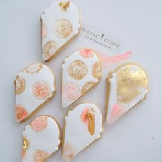Ice cream cookies by Nectar and Stone