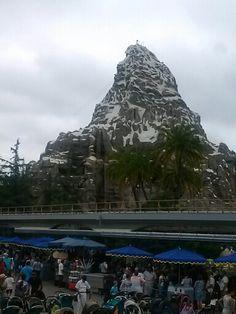 The Matterhorn Bobsleds
