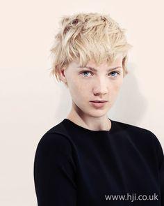 Romantic #Pixie #haircut #short #hair
