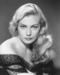 Picture of Anita Ekberg.