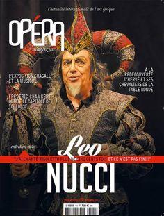 Opéra Magazine #111 : Leo Nucci