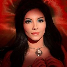 'The Love Witch' Is Campy Horror That Feminist Cinema Needs aesthetic makeup 'The Love Witch' Is Campy Horror That Feminist Cinema Needs Witch Aesthetic, Red Aesthetic, Aesthetic Makeup, The Love Witch Movie, Samantha Robinson, Non Plus Ultra, Makeup Inspo, Witchcraft, Eye Makeup