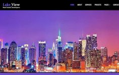 Real-Estate-Free-Bootstrap-Template