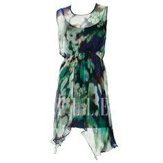 Chiffon dress, AND