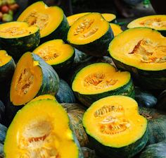Kabocha squash is a winter squash with a flavor that's a cross between butternut squash and sweet potato perfect in these fall-inspired recipes.