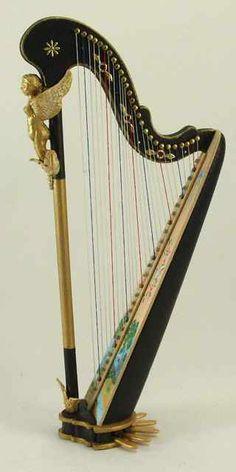 Harp by Helen Archoleka