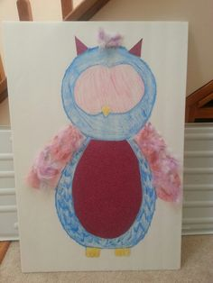 Pin the eyes on the beanie boo!