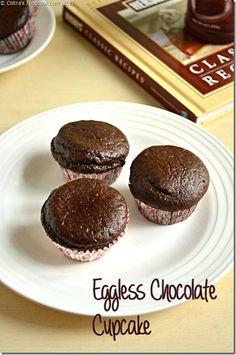 choco muffin eggless, dairy free