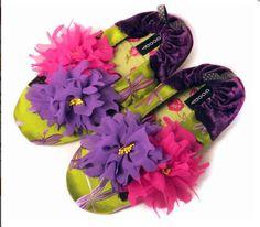 31770a7d271 Goody Goody Bon Bon Women s Slippers New Azaleas size Small