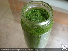 Bärlauchpaste (Rezept mit Bild) von MauritiusderBlaue | Chefkoch.de