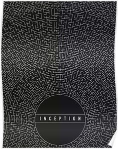 Inception Movie Poster Poster by Mike Taylor Alternative movie poster design for Inception Millions of unique designs by independent artists. Find your thing. The post Inception Movie Poster Poster by Mike Taylor appeared first on Film. Minimal Movie Posters, Minimal Poster, Cinema Posters, Cool Posters, Best Movie Posters, Film Poster Design, Movie Poster Art, Poster Poster, Poster Layout