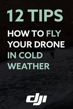 These are my 12 expert tips on how to fly the DJI Mavic Air drone in winter and cold weather conditions. Tip Check your weather app Tip Charge your bat. Drone App, Air Drone, Drone Quadcopter, Flight Lessons, Flying Lessons, Drone Videography, Professional Drone, Flying Drones, Drone Technology