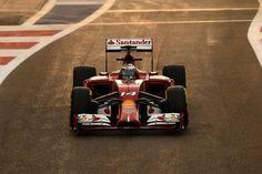 2014 Abu Dhabi Grand Prix - Ferrari F14T 059-3 - #14 Fernando Alonso [3543x2362]