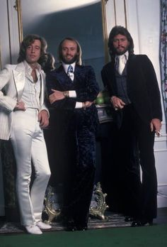 Bee Gees.......Oh God, Yes.