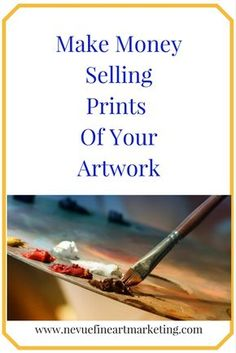 Have you been contemplating on selling prints of your original artwork? In this article, you will discover, how to sell art prints online and make money.