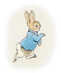 <b>Peter</b> <b>Rabbit</b>, © Frederick Warne & Co. 2006