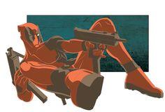 Deadpool 4 by paco850.deviantart.com on @deviantART