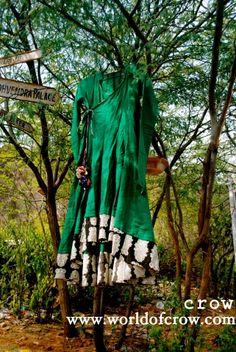 Buy Dark Green Anarkali