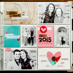 Layout: Cover Page 2015 ~ Elle's Studio