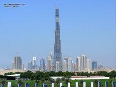 El edificio más alto del mundo. Una belleza arquitectónica
