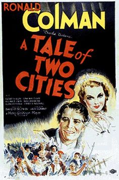 Crítica - A Tale of Two Cities (1935)   Portal Cinema