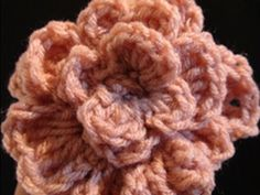 I'm working on this flower now.  For a beginner this is a great tutorial and the flower is turning out to look great. =)