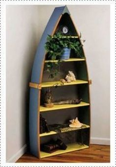 For the fisherman in your family, get him hook, line and sinker this Christmas with a new bookshelf for his office.